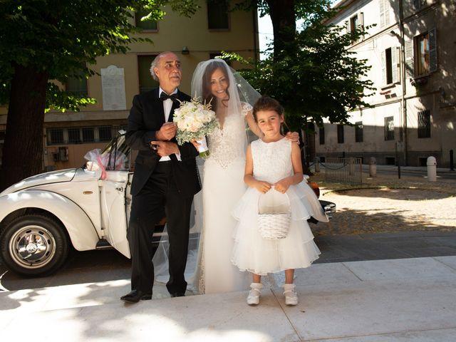 Il matrimonio di Rossana e Francesco a Reggio nell'Emilia, Reggio Emilia 18