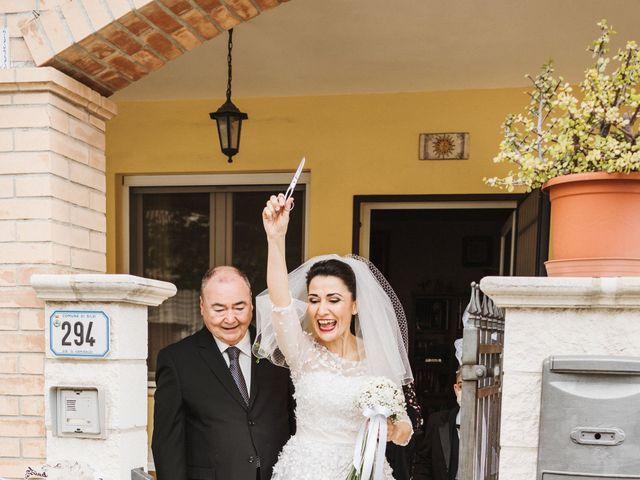 Il matrimonio di Nicolas e Serena a Silvi, Teramo 45