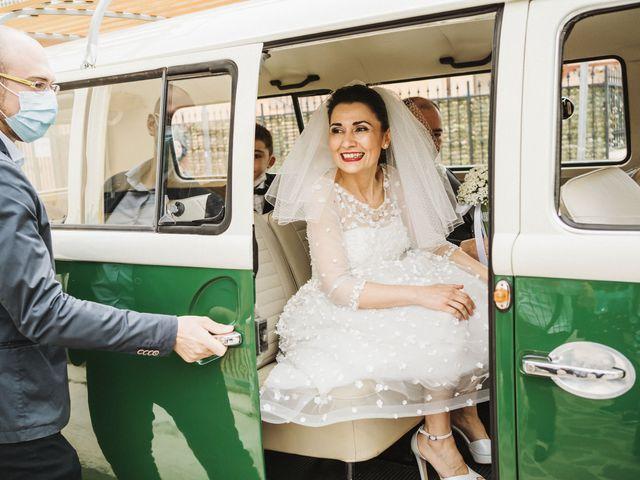 Il matrimonio di Nicolas e Serena a Silvi, Teramo 46