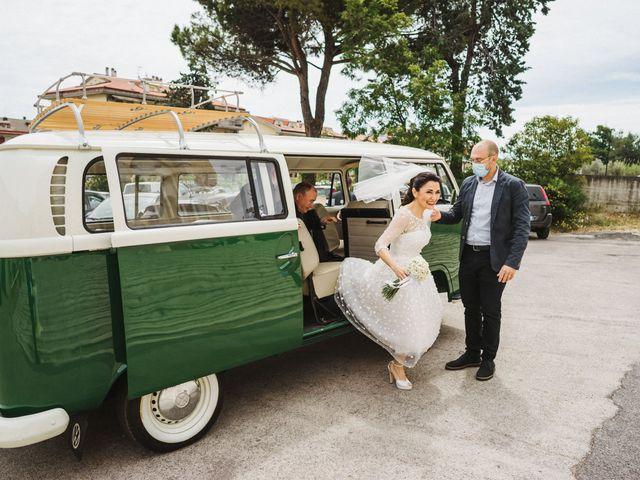 Il matrimonio di Nicolas e Serena a Silvi, Teramo 48