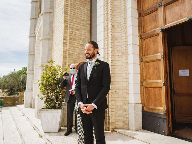 Il matrimonio di Nicolas e Serena a Silvi, Teramo 49