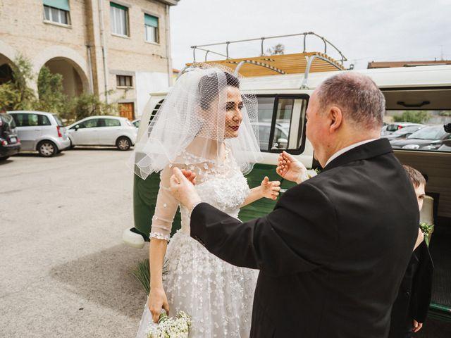 Il matrimonio di Nicolas e Serena a Silvi, Teramo 50