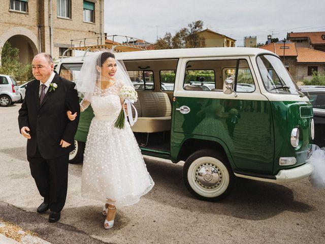 Il matrimonio di Nicolas e Serena a Silvi, Teramo 51