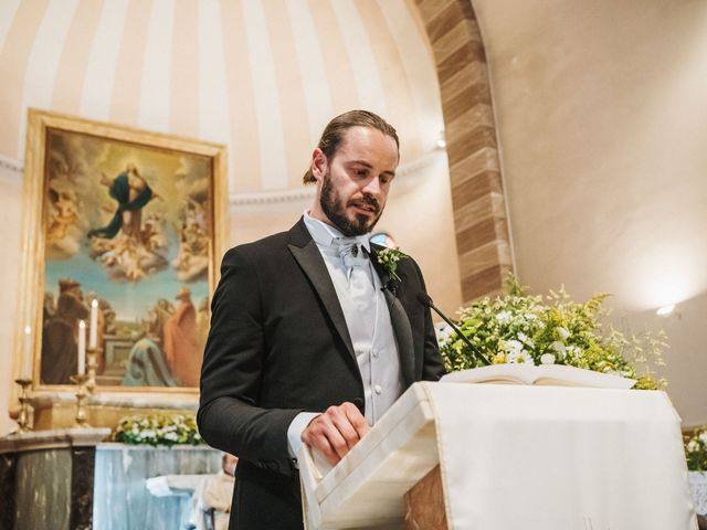 Il matrimonio di Nicolas e Serena a Silvi, Teramo 57