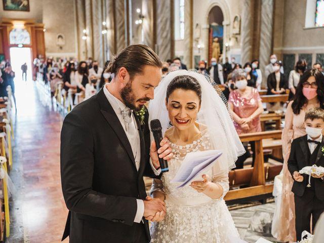 Il matrimonio di Nicolas e Serena a Silvi, Teramo 61