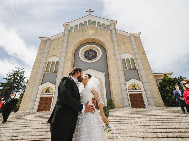 Il matrimonio di Nicolas e Serena a Silvi, Teramo 68