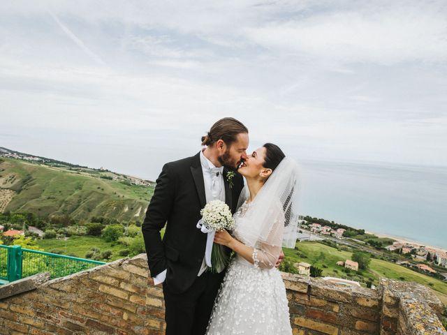 Il matrimonio di Nicolas e Serena a Silvi, Teramo 69