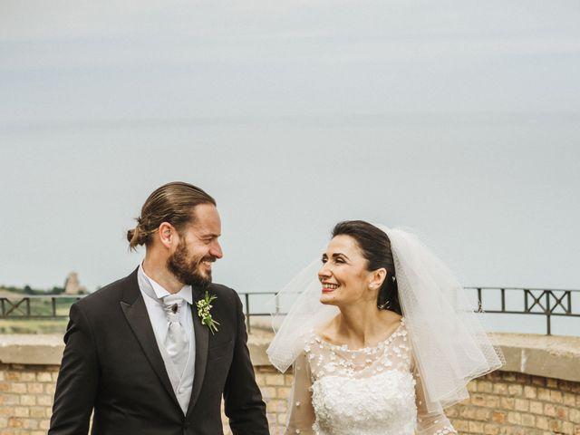 Il matrimonio di Nicolas e Serena a Silvi, Teramo 71