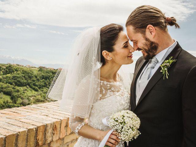 Il matrimonio di Nicolas e Serena a Silvi, Teramo 72