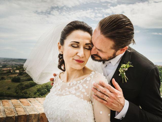 Il matrimonio di Nicolas e Serena a Silvi, Teramo 73