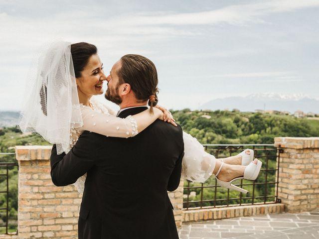 Il matrimonio di Nicolas e Serena a Silvi, Teramo 77