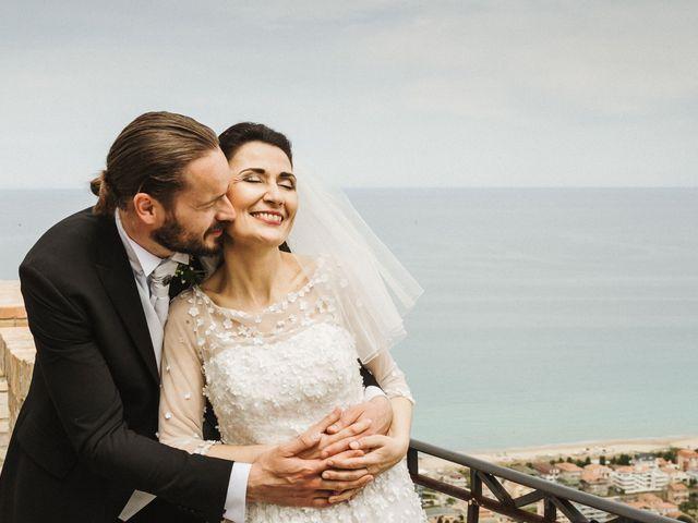 Il matrimonio di Nicolas e Serena a Silvi, Teramo 79