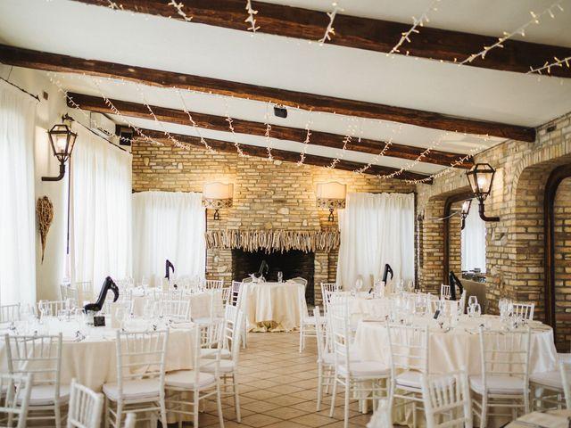 Il matrimonio di Nicolas e Serena a Silvi, Teramo 81