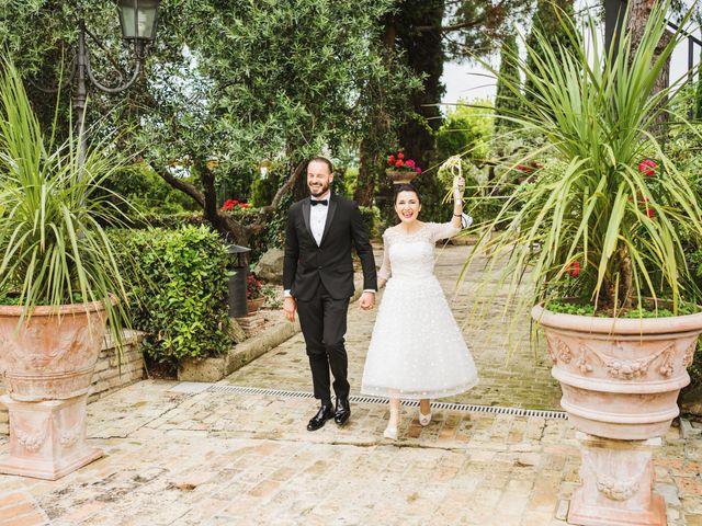 Il matrimonio di Nicolas e Serena a Silvi, Teramo 84