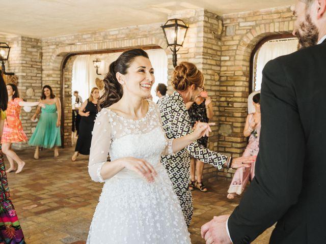 Il matrimonio di Nicolas e Serena a Silvi, Teramo 87