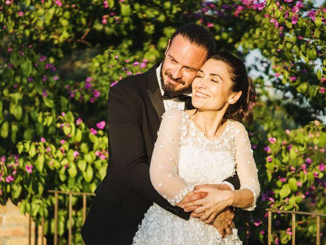 Il matrimonio di Nicolas e Serena a Silvi, Teramo 91