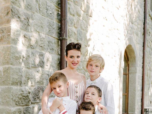 Il matrimonio di Francoise e Julia a Cortona, Arezzo 5
