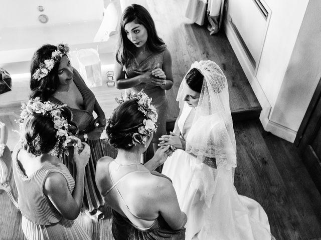 Il matrimonio di Francoise e Julia a Cortona, Arezzo 7