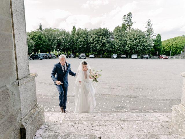 Il matrimonio di Francoise e Julia a Cortona, Arezzo 17