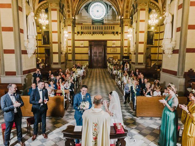Il matrimonio di Francoise e Julia a Cortona, Arezzo 24