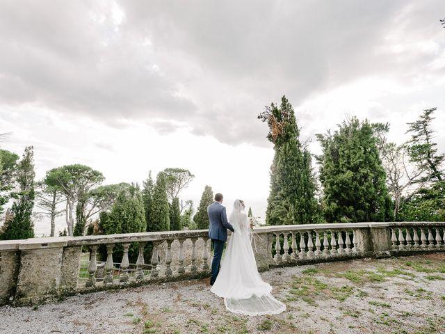 Il matrimonio di Francoise e Julia a Cortona, Arezzo 26