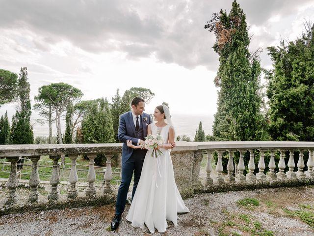 Il matrimonio di Francoise e Julia a Cortona, Arezzo 27
