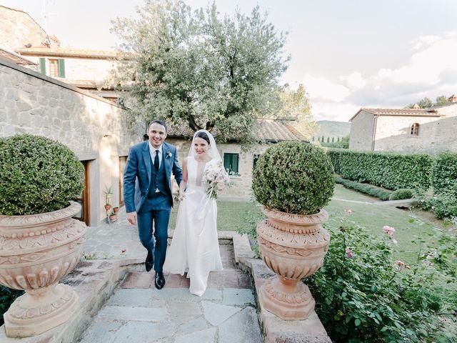 Il matrimonio di Francoise e Julia a Cortona, Arezzo 29