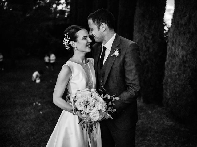 Le nozze di Julia e Francoise
