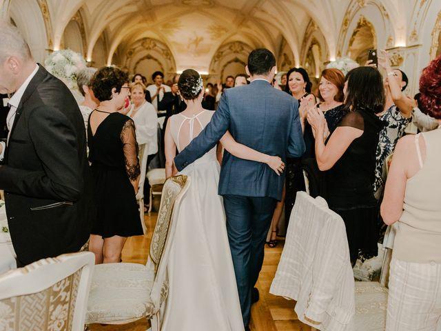 Il matrimonio di Francoise e Julia a Cortona, Arezzo 42