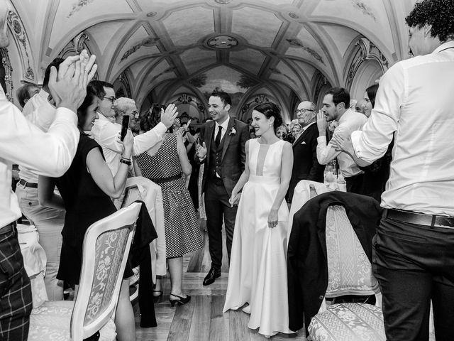 Il matrimonio di Francoise e Julia a Cortona, Arezzo 43