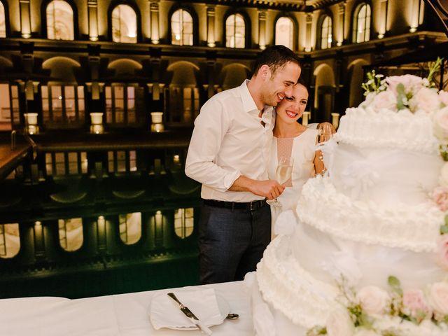 Il matrimonio di Francoise e Julia a Cortona, Arezzo 48
