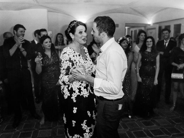 Il matrimonio di Francoise e Julia a Cortona, Arezzo 51