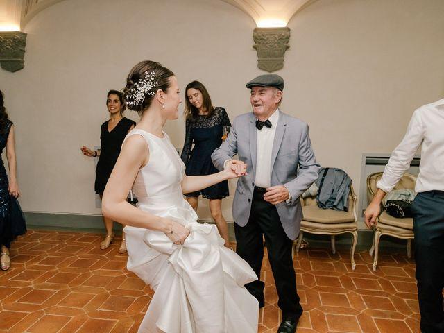 Il matrimonio di Francoise e Julia a Cortona, Arezzo 54