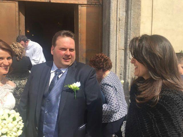 Il matrimonio di Jessica  e Luca a Vico Equense, Napoli 3
