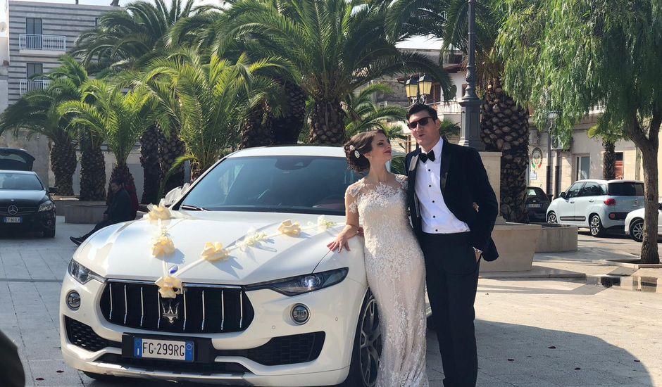 Il matrimonio di Ruggiero e Rita a Zapponeta, Foggia