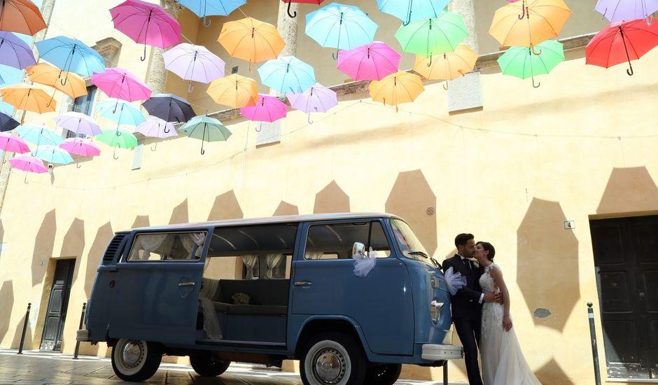 Il matrimonio di Maria e Gabriele a Castrignano del Capo, Lecce