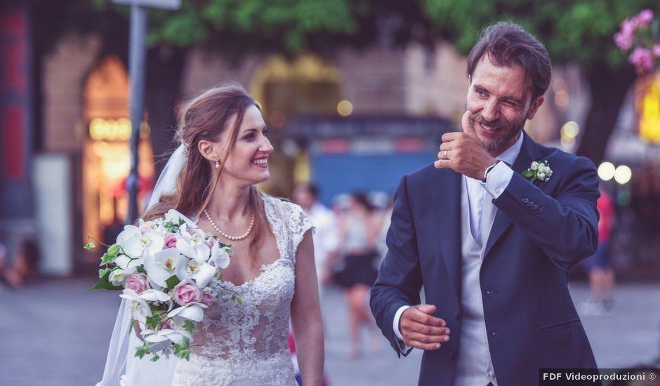 Il matrimonio di Davide e Laura a Palermo, Palermo