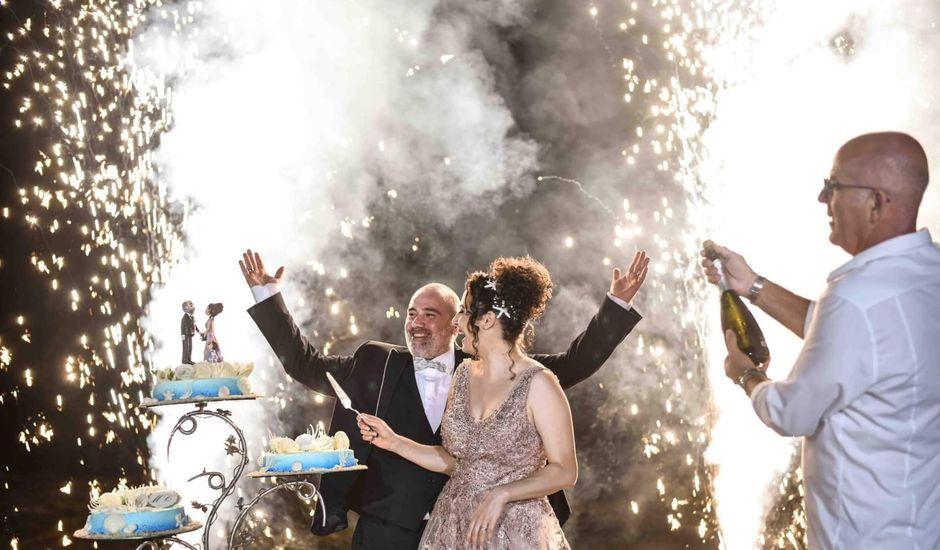 Il matrimonio di Marcello e Cristina a Letojanni, Messina