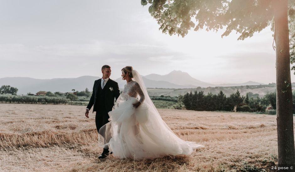 Il matrimonio di Ettore e Lorenza a Spoltore, Pescara
