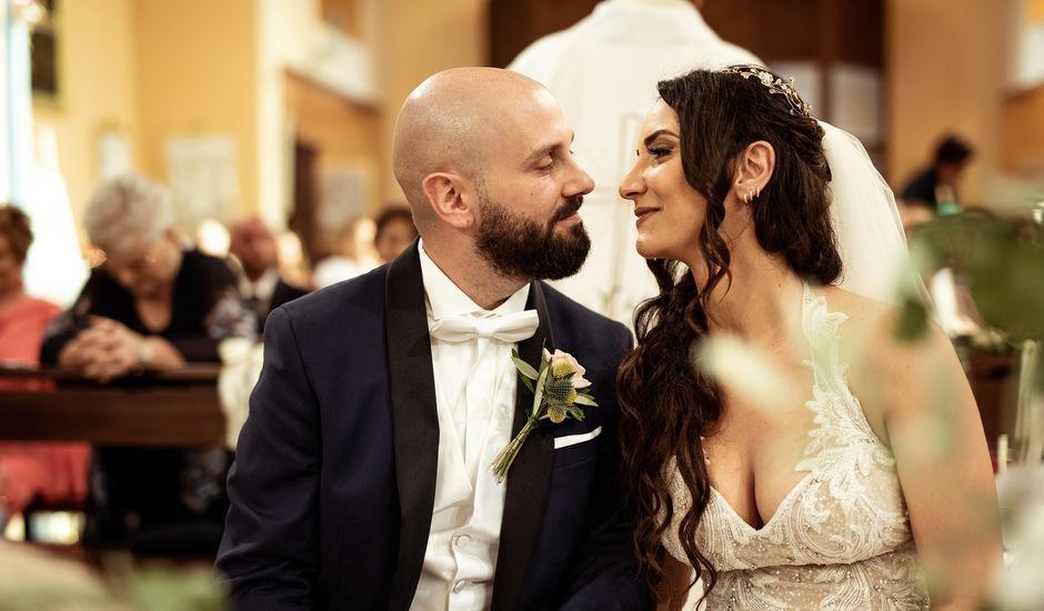 Il matrimonio di Andrea e Pia a Bellizzi, Salerno