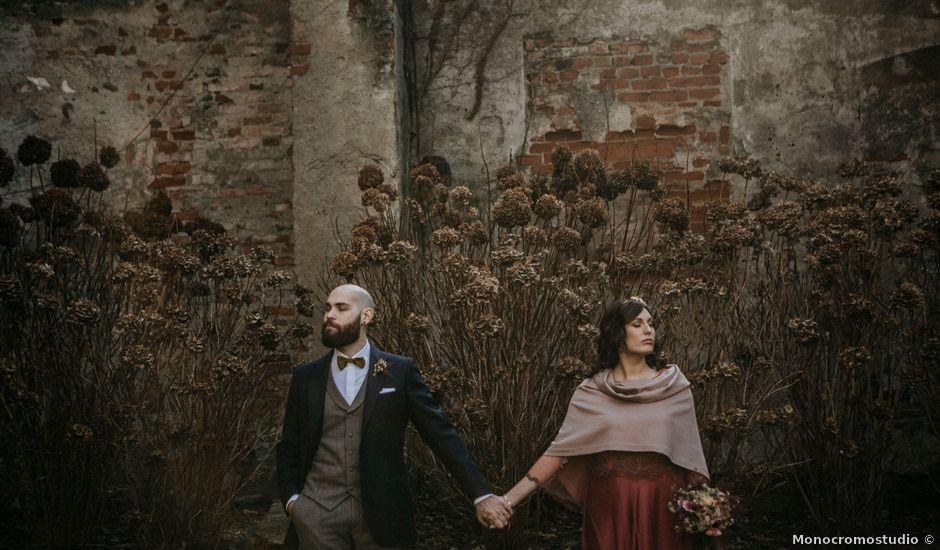 Il matrimonio di Davide e Elisa a Buttigliera Alta, Torino
