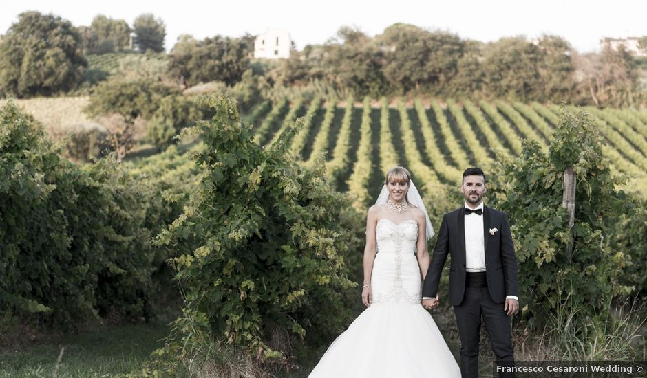 Il matrimonio di Emanuele e Sara a Jesi, Ancona