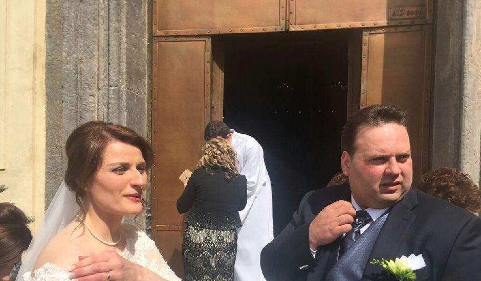 Il matrimonio di Jessica  e Luca a Vico Equense, Napoli