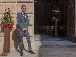 le nozze di Kiara e Salvo 1