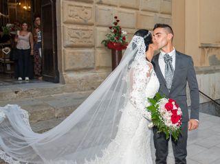 le nozze di Kiara e Salvo 2