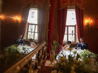 Le nozze di Claudia e Alberto 3