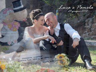 Le nozze di Luca e Pamela