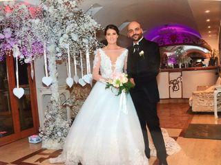 Le nozze di Sara e Erick