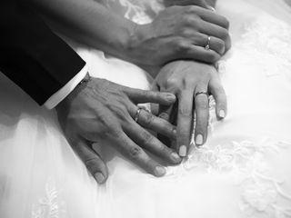 Le nozze di Sarah e Alessandro 1