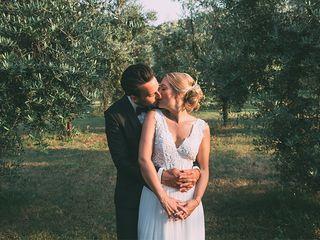 Le nozze di Emily e Till